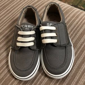 Sperrys toddler size 7. NWT